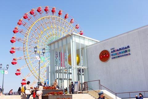 神戸アンパンマンこどもミュージアム情報